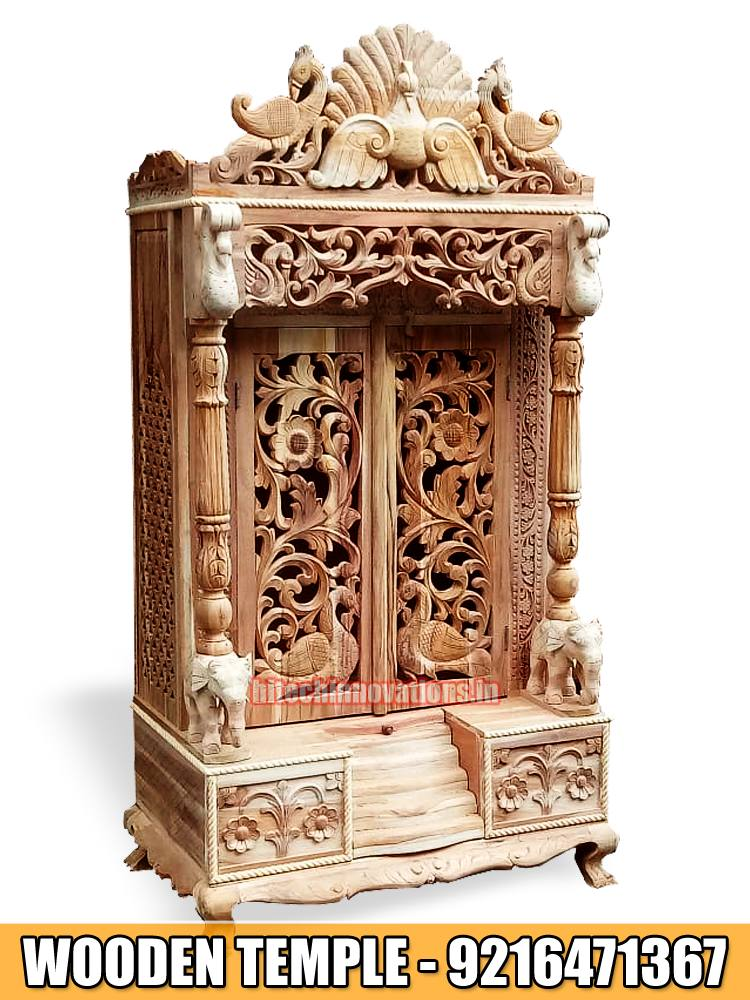 Wooden Home Temple - HMTEMPLE 01