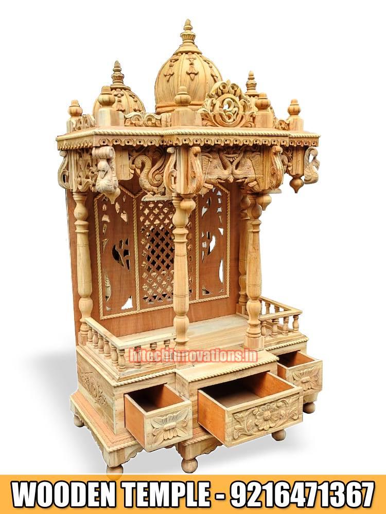 Wooden Home Temple - HMTEMPLE 02